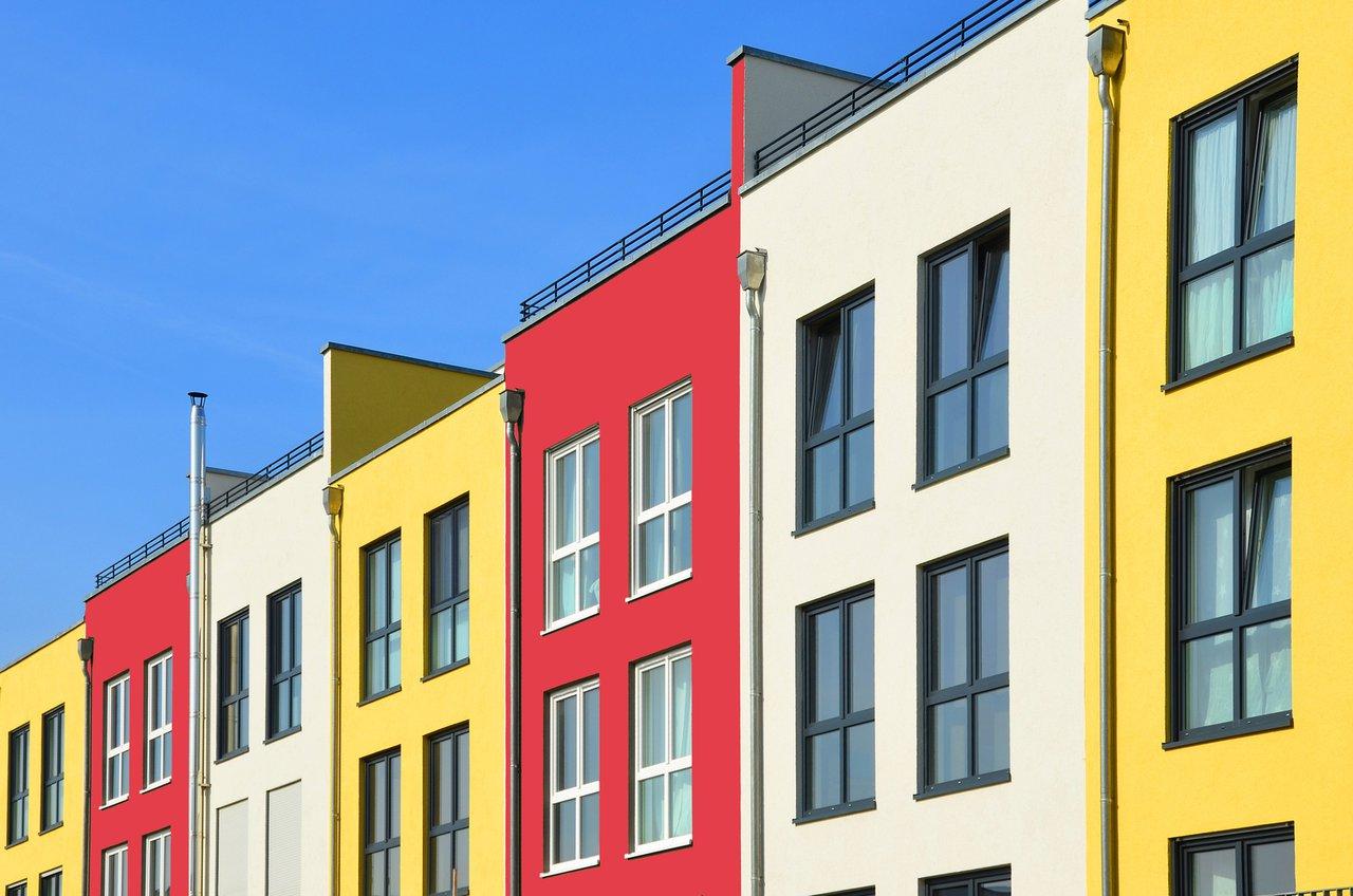 farbige w nde f r stimmung in r umen und auf fassaden oliver falk maler und lackiermeister. Black Bedroom Furniture Sets. Home Design Ideas